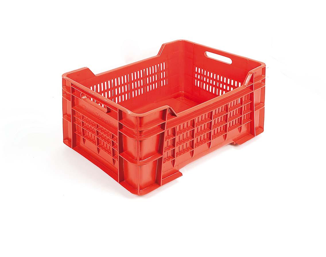 cassa plastica raccolta